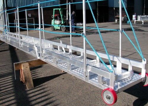 Tyne Gangway Structures Ltd Equip For Ship
